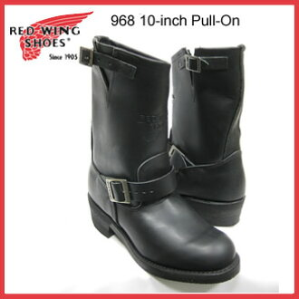 4c281d420af Ships ■ ■ what's new in stock! 968 REDWING Red Wing 10-inch Pull-On  engineer boot original leather MADE IN USA RW 2268/s