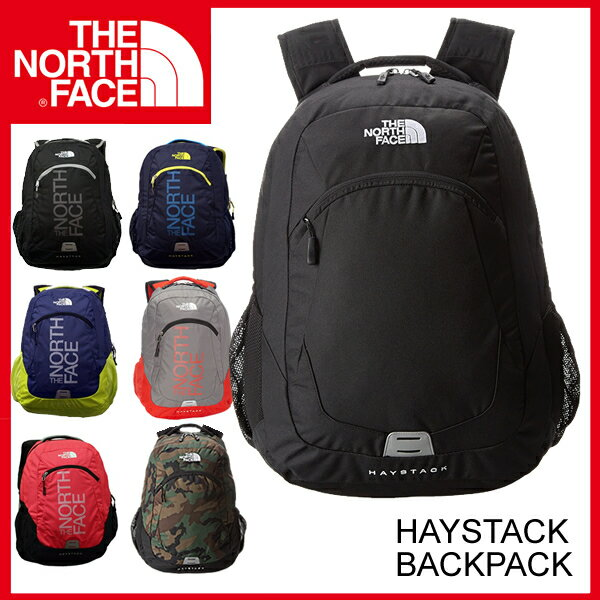 THE NORTH FACE 即日発送 ノースフェイス Haystack BACKPACK ヘイスタック バックパック アウトドア バッグ リュックサック デイパック カバン/正規品取扱店舗/