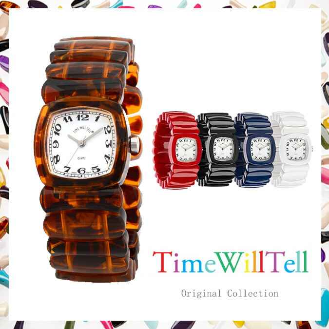 TIME WILL TELL タイムウイルテル Original Collection SサイズMサイズTIMEWILLTELL 腕時計  正規品取扱店舗