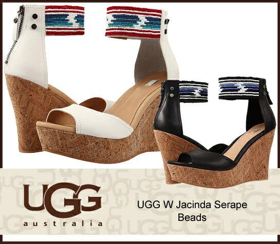 UGG アグ W Jacinda Serape Beads ウェッジソールサンダル /正規品取扱店舗/ so1