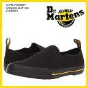 Dr.Martens スニーカー VISTA TOOMEY CANVAS SLIP ONE ドクターマーチン キャンバススリッポン キャンバスシューズ 21…