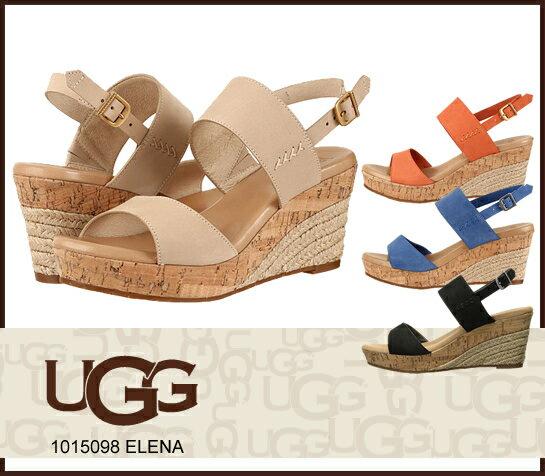 UGG アグ サンダル ELENA エレーナ バッグストラップサンダル 1015098 正規品取扱店舗  so1