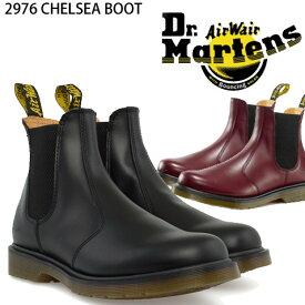 ドクターマーチン Dr Martens CHELSEA BOOT メンズ レディース サイドゴアブーツ 2976 R11853001 正規品取扱店舗