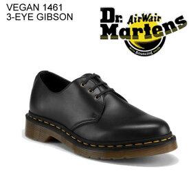 Dr.Martens ドクターマーチン VEGAN 1461 3 EYE GIBSON ベガン 3ホール ギブソン ローカットシューズ R14046001  正規品取扱店舗