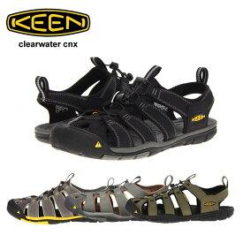 KEEN キーン クリアウォーター Clearwater CNX MEN メンズ サンダル 靴 シューズ アウトドア キャンプ フェス スポーツ 自転車 素足 軽量 正規品取扱店舗