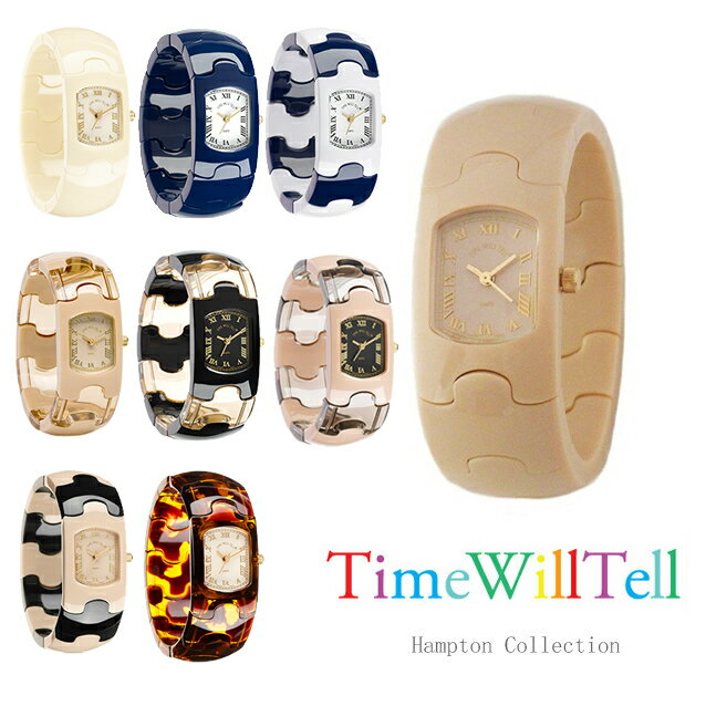 TIME WILL TELL タイムウイルテル HAMPTON COLLECTION TIMEWILLTELL 腕時計  正規品取扱店舗