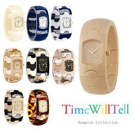 TIMEWILLTELL タイムウイルテル HAMPTON COLLECTION 腕時計 レディース ブランド おしゃれ 正規品取扱店舗