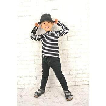 marumaru子供子供服大人っぽい女の子男の子キッズボトムスズボンスラウチスウェットパンツストレッチパンツおしゃれ日本製