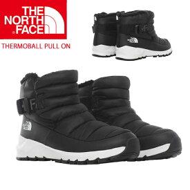 ノースフェイス スノーブーツ THE NORTH FACE THERMOBALL PULL-ON サーモボールプルオンブーツ 防水 ブーツ NF0A4O8U 正規品取扱店舗