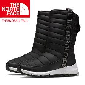 ノースフェイス スノーブーツ THE NORTH FACE THERMOBALL TALL サーモボール トール ブーツ nf0a4o9c 正規品取扱店舗