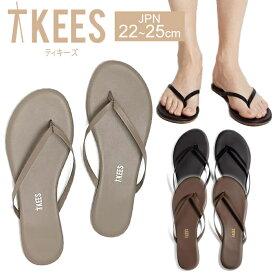 TKEES ティキーズ レディース シューズ 靴 サンダル フラットサンダル LINERS ライナーズ 女性用 正規品取扱店舗