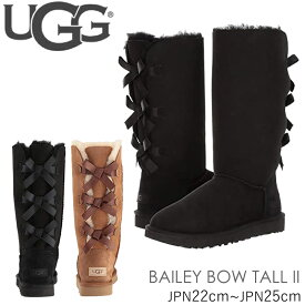 アグ ブーツ ugg ベイリー ボウ トール 2 シープスキン Bailey Bow Tall 2 1016434 シューズ ムートン トールブーツ 正規品取扱店舗