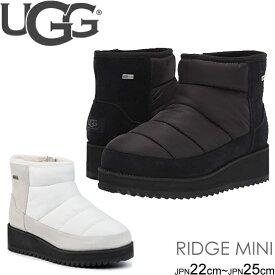 アグ ブーツ レディース ugg 新作 RIDGE MINI リッジミニ 1103840 ムートン 正規品取扱店舗