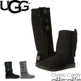 UGG アグ ブーツ Classic Cardy 5819 1016555 クラシック カーディ ニットブーツ ムートンブーツ 正規品 正規品取扱店舗