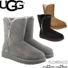 アグ UGG シープスキン ブーツ ウィメンズ FLORENCE フローレンス 正規品取扱店舗