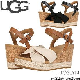 アグ UGG ストラップサンダル JOSLYN レディース シューズ 靴 ウェッジ サンダル 正規品取扱店舗