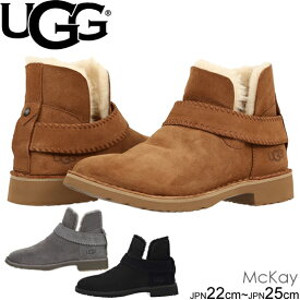 UGG MCKAY アグ マッケイ アンクルブーツ CLASSIC DRESDEN クラシック ドレスデン シープスキン ムートン ブーツ 1012358  正規品取扱店舗