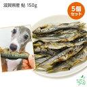 いい魚の日セール:【国産 無添加】滋賀県産 鮎 150g x5個セット | 犬 犬用 おやつ 魚 あゆ アレルギー ドッグフード イリオスマイル
