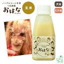【無添加 国産】ノンアルコール甘酒+乳酸菌 おはな-ohana- 玄米 150g | 犬 犬用 人用 植物性乳酸菌 米麹 栄養豊富 …