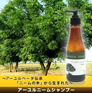 【無添加】ニームアロマシリーズ「シャンプー200ml」香料・着色料・パラベン・石油系・アルコール系界面活性剤一切不使用