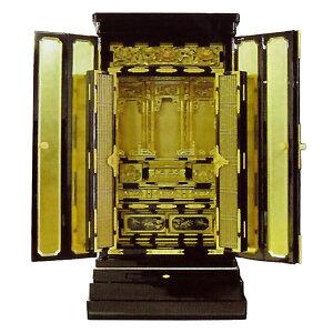 仏壇 金仏壇 浄土真宗 西本願寺 京型別台 【瑞希】 18×43号 西