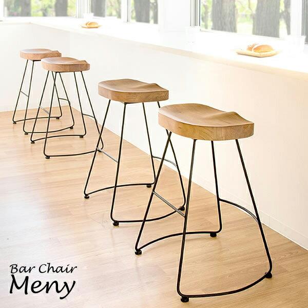 チェア KNC-A200 バーチェア 椅子/カウンターチェア/イス/いす/リビングチェア/ハイチェア/おしゃれ/木製/モダン/シンプル/スツール/天然木/カフェ