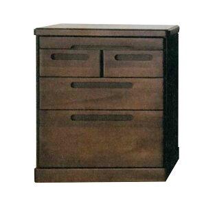 アーバンエスティ チェスト55-3 仏壇台 ベッドサイドチェスト 木目 モダン スライドテーブル