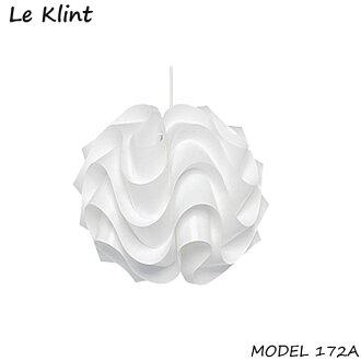 漂亮的照明re·kurinto MODEL KP172A吊坠电灯172A天花板列克脱脂Le Klint阴影吊坠电灯吊坠灯手佣人手工作
