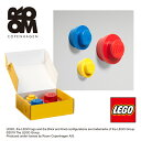ウォールハンガー ハンガー掛け 壁掛け LEGO【4016 レゴ ウォールハンガー セット】ハンガーかけ LEGO 3色セット かわ…