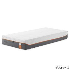 【期間限定12000円OFFクーポン】【ポイント20倍】 テンピュール マットレス ダブル 人気 おすすめ 快眠 寝具 腰痛 体圧分散 フィット TEMPUR mattress 【Contour Elite25 (コントゥアエリート25)】