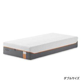 【期間限定12000円OFFクーポン】【ポイント20倍】 テンピュール マットレス ダブル 人気 おすすめ 快眠 寝具 腰痛 体圧分散 フィット TEMPUR mattress 【Contour Luxe30 (コントゥアリュクス30)】