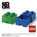 小物入れ 小物収納 おもちゃ箱 LEGO【4005 レゴ ブリックドロワー フォー】ストレージ...
