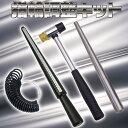 【あす楽】【送料無料】リングゲージ 指輪 サイズ棒 日本規格 計測 調整 鉄芯棒 ツール ハンマー (4点セット)