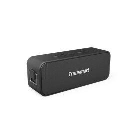 【エントリーで全品ポイント10倍実施中!】Tronsmart Bluetooth5.0スピーカー 40W高出力 高音質 大音量 重低音/タッチ操作/NFC搭載/TWS対応 / 15時間連続再生 / 内蔵マイク搭載/ポータブル ワイヤレス ブルートゥース スピーカー アウトドア【技適認証済】