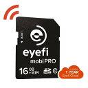 Eye-Fi Mobi Pro 16GB WiFi SDHC CARD + 1 year Eyefi Cloud [並行輸入品]