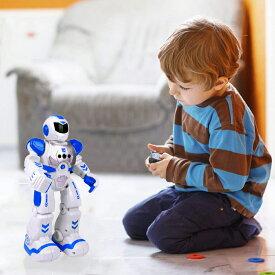 \楽天最安値に挑戦/ ロボット 子供向け おもちゃ RCロボット ラジコン 子供のおもちゃ 知育 教育 コミュニケーション クリスマス 誕生日 贈り物 プレゼント