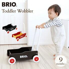 BRIO(ブリオ) 手押し車 BRIO railway toy wood toy 木のおもちゃ 木製玩具 ウッドトイ