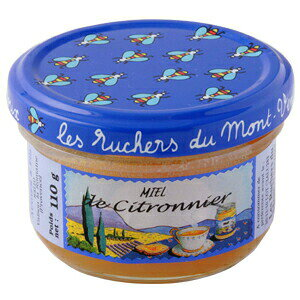 オージエ社 はちみつ レモン 110g 蜂蜜 フランス 製菓材料用 小分け