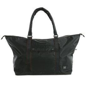 ポーター エルファイン PORTER L-fine PORTER ILS共同企画 ボストンバッグ 赤 黒 Boston Bag LYD383-09795-10 黒赤 赤黒 ブラック 裏地=レッド Black Backing=Red