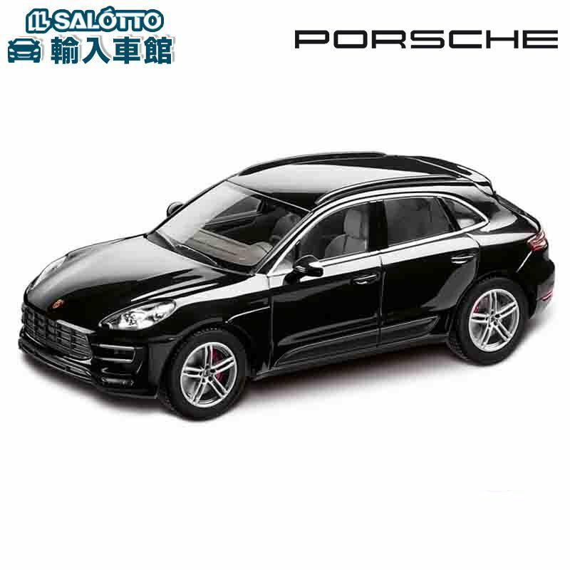 【 ポルシェ 純正 楽天スーパーSALE クーポン対象 】 モデルカー マカン ターボ スケール 1:43 MACAN TURBOMinichamps社又はSPARK社製 ミニカー トイカー Porsche Design