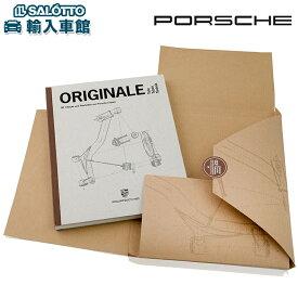 【 ポルシェ 純正 】 クラシック カタログ オリジナル No.02 日本語版 本 Porsche オリジナル アクセサリー