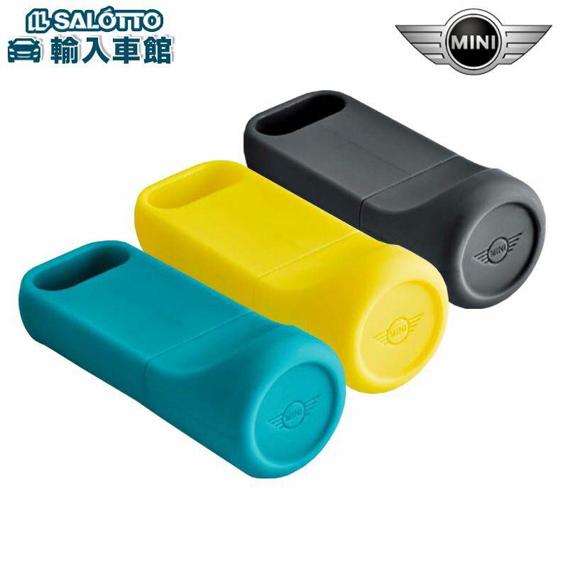 【 MINI 純正 】 ミニ USB メモリー 16GB レモン アクア グレー デボス加工 MINIロゴ キーリングの装着 可能 BMWミニ LIFESTYLE COLLECTION