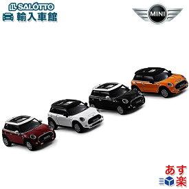 【 MINI 純正 クーポン対象 】 ミニ 3ドア クーパーS モデルカー 1 / 64スケール イエロー ホワイト ブラック レッド 4色よりご選択 COOPER S トイカー ミニカー ミニチュア・カー