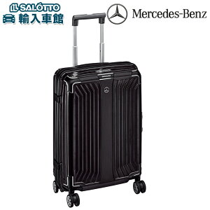 【 ベンツ 純正 】 サムソナイト スーツケース ブラック 38L samsonite コラボ キャリーケース メルセデス アクセサリー