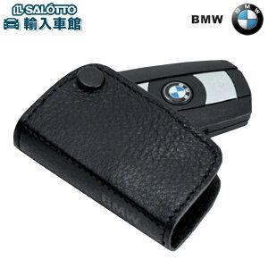 【 BMW 純正 】 リモコン レザー キーケース ブラック キーホルダー アクセサリー リモコンカバー リモコンケース キーカバー ビーエムダブリュー オリジナル アクセサリー