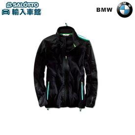 【 BMW 純正 クーポン対象 】 フリース ジャケット メンズ Sサイズ 日本サイズMサイズ ブラック/グリーンライン