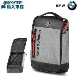 【 BMW 純正 】シューズ バッグ ナイロン製 ゴルフ 靴 ケース Golfsport ロゴ 入り ビーエムダブリュー オリジナル アクセサリー