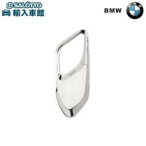 【 BMW 純正 クーポン対象 】 キーリング ステンレス・スチール製 ワードマーク刻印入り