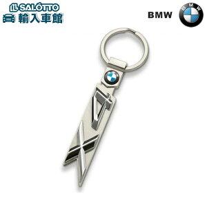 【 BMW 純正 クーポン対象 】 キーリング X4シリーズ ステンレス スチール ドイツ製 約6.3cm カラー ロゴ デザイン モチーフ キーホルダー
