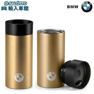 【 BMW 純正 】サーモマグ タンブラー 380ml サンド ブラック ステンレス ロゴ 保温 底は滑りにくいラバー 蓋付き サーモ マグ 水筒 ボトル コーヒー お茶 ビーエムダブリュー オリジナル アク